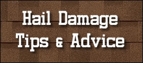 roofing hail damage tips from this Denver roofer