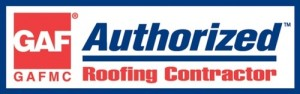 GAF Authorized Roofing Contractor 2014