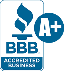 better business bureau A plus rating